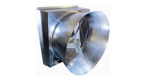 Equipamiento para Granjas Avícolas y Naves de Pollos - Ventilación y Extracción de Aire