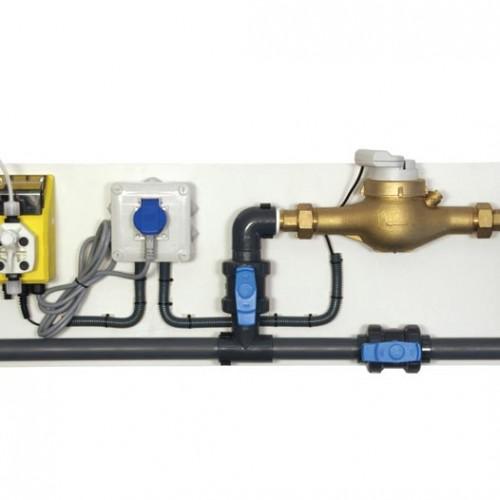 Tashia. Tratamiento de Agua y Sistemas de Dosificación