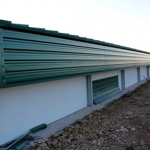 Granja para Pollos de Engorde en La Roda (Albacete)
