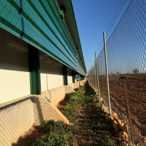Granja de Pollos para Engorde Llave en Mano en Casas de Guijarro (Cuenca)