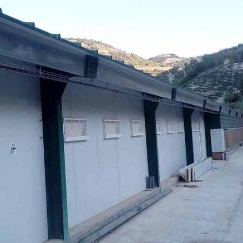 Granja para Engorde de Pollos Llave en Mano en Campillo de Arenas (Jaén)