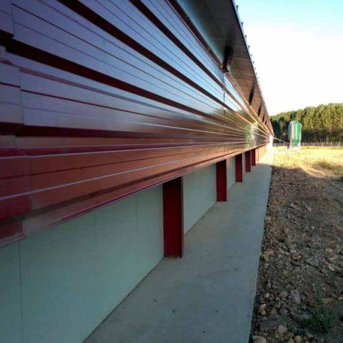 Explotación Avícola para Engorde de Pollos en La Bañeza – León